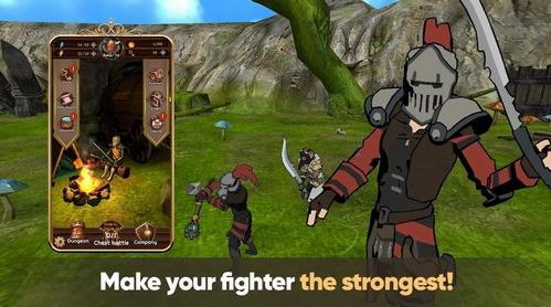 骑士荣耀之战无限金币钻石版下载