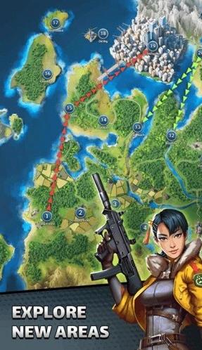 puzzle combat游戏下载