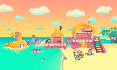 琪琪的假期游戏中文版下载