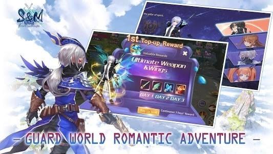 剑与魔法的恋爱安卓版下载
