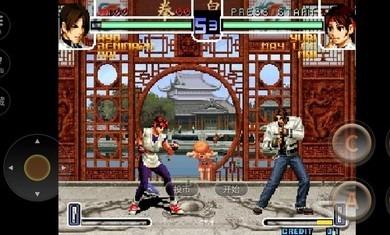 拳皇2002风云再起安卓版下载