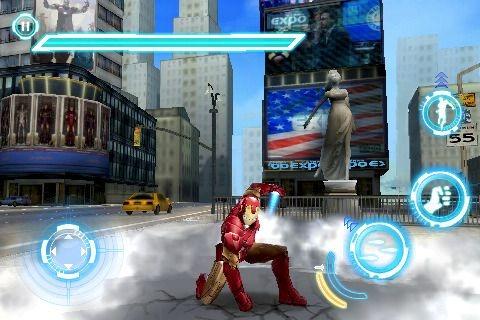 钢铁侠2游戏安卓版下载