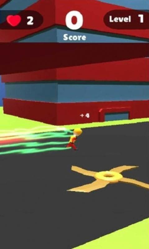 闪电人酷跑游戏下载