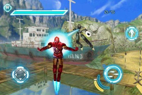 钢铁侠2游戏手机版下载