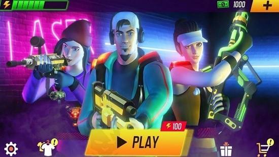 激光小队战游戏下载