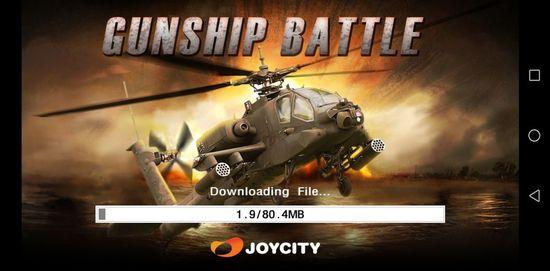 炮艇战3D直升机无限金币版中文版下载