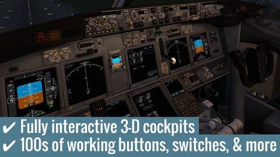 专业模拟飞行11手机版下载