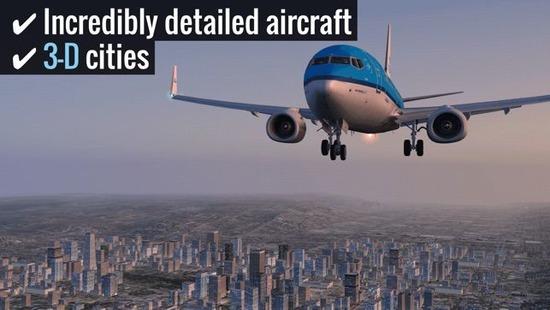 专业模拟飞行11安卓版下载