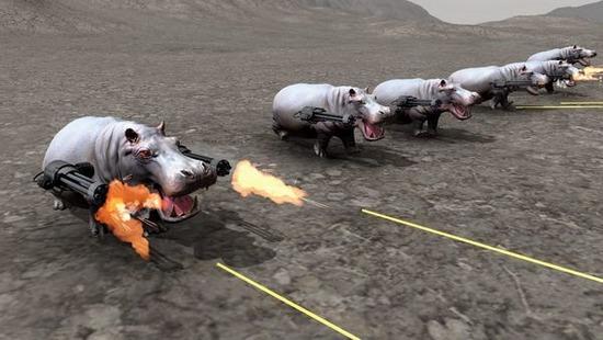野兽战争模拟器中文版手机版下载
