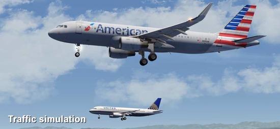 航空模拟器2021手机版下载破解版