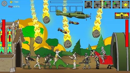 次时代之战无限金币版下载