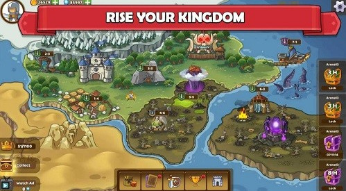 王国崛起手游