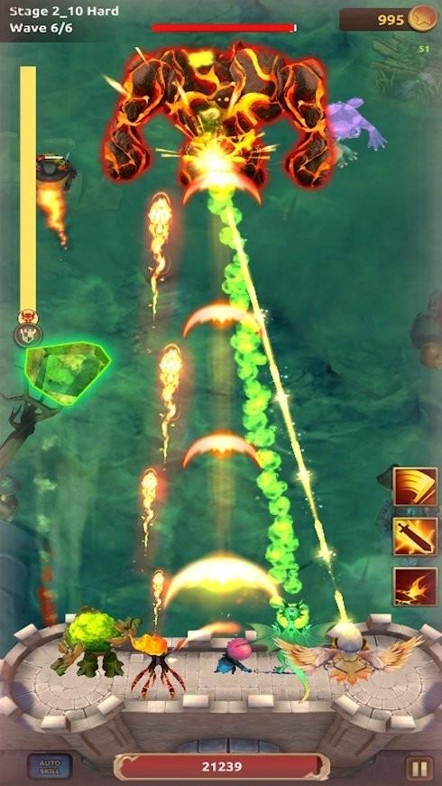 骑士大战2空闲防御游戏安卓版下载