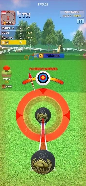 极限高尔夫之战手机版下载