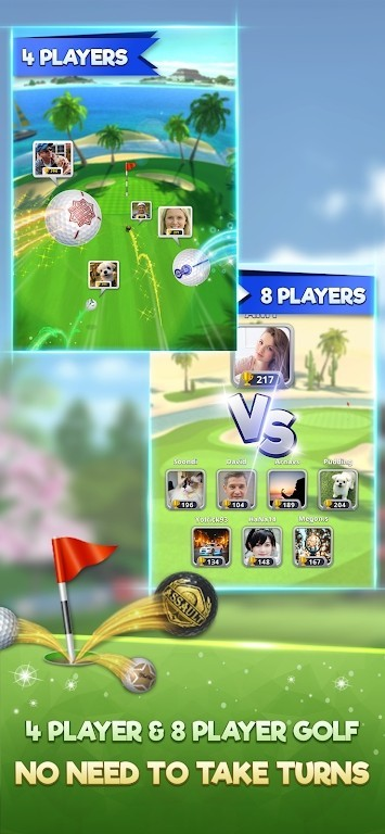 极限高尔夫之战安卓版下载