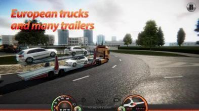 欧洲卡车模拟2手机版下载