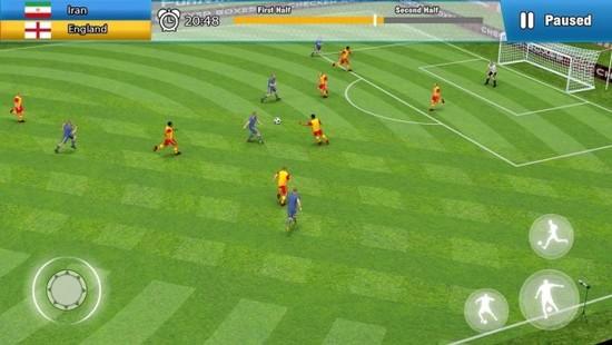 真正的足球英雄游戏下载