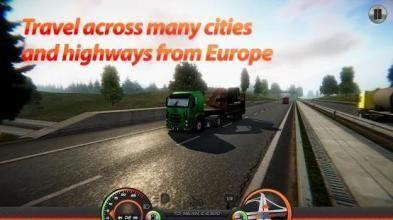 欧洲卡车模拟2中国版下载