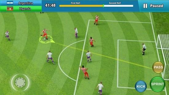 真正的足球英雄2021最新版下载