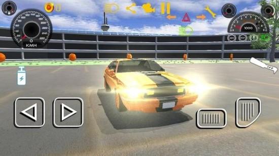 特技跑车公路驾驶游戏下载