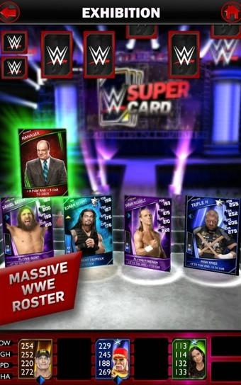 WWE2K15手游下载