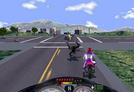 暴力摩托2008手机版下载