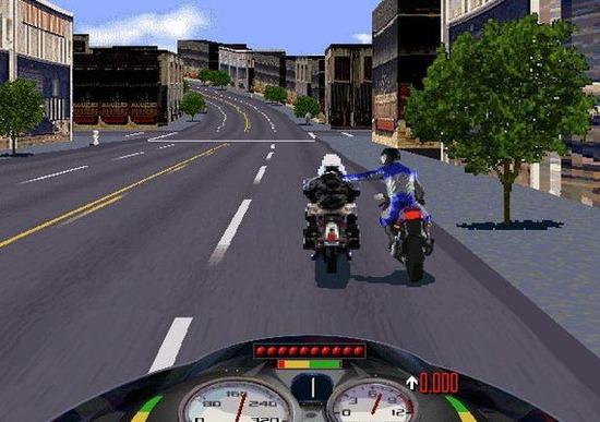 暴力摩托2008手机版破解版下载