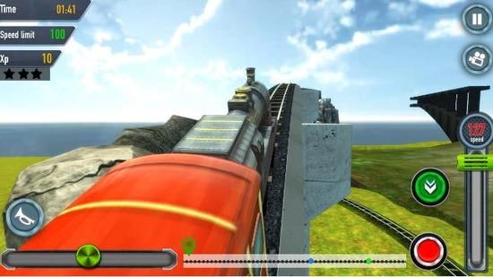 模拟火车和谐号中国站下载