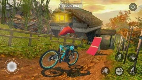 山地骑手竞技赛最新版下载