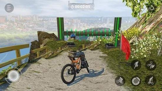 山地骑手竞技赛手机版下载