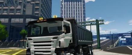 欧洲卡车模拟驾驶3破解版下载
