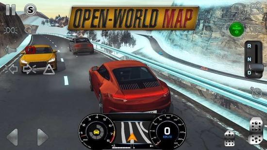 真实驾驶模拟2019无限金币版下载