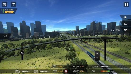 火车模拟专业版2018中文版下载