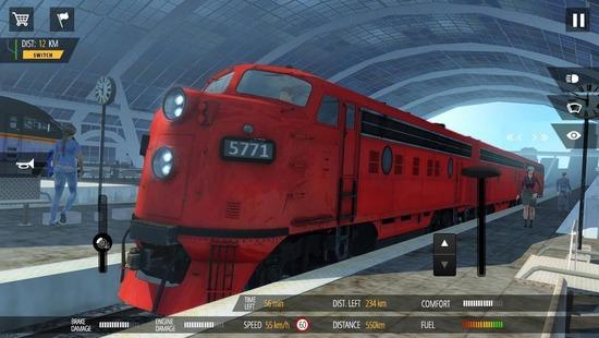 火车模拟专业版2018无限金币下载