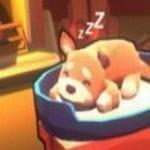圣诞睡觉狗游戏 v1.0
