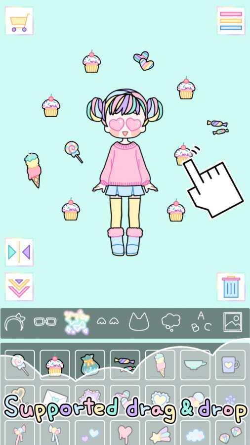 pastel girl最新破解版下载
