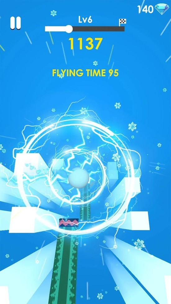 跳舞天空球正式版下载