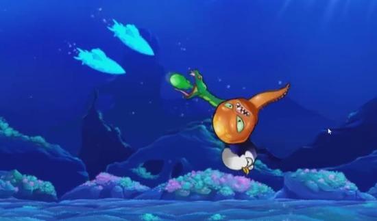 愤怒的章鱼破解版下载