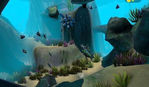 3d版大鱼吃小鱼游戏下载