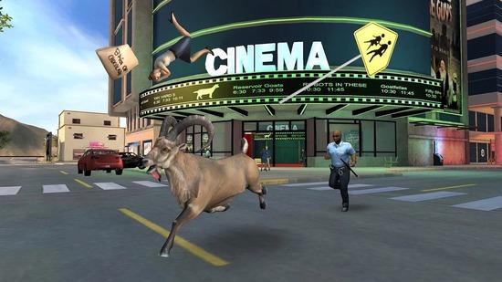 模拟山羊收获日手机版下载